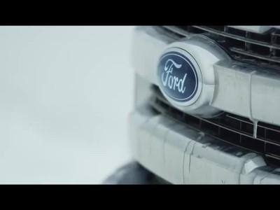 Δοκιμές στο χιόνι για το ηλεκτρικό SUV της Ford