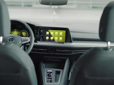 Το ψηφιακό ταμπλό του νέου Volkswagen Golf 2019