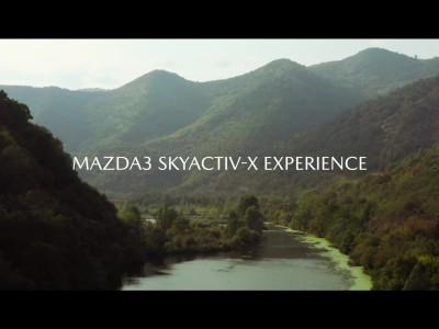 Mazda3 Skyactive-X 2019