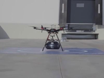 Seat - Παραδόσεις εξαρτημάτων με drones
