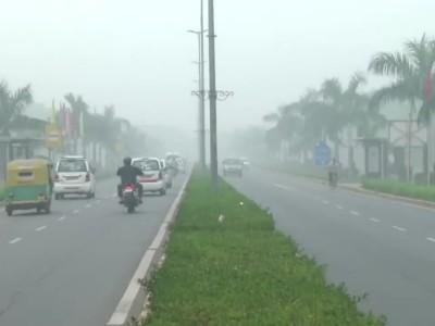 Ατμοσφαιρική ρύπανση στο Νέο Δελχί 2019