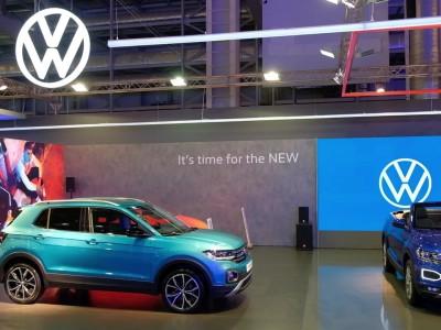 Η Volkswagen στην Αυτοκίνηση 2019