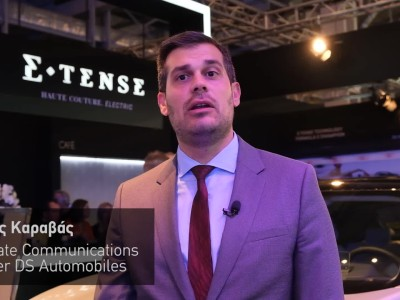 DS Automobiles Interview Αυτοκίνηση 2019