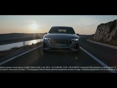 Το νέο Audi e-tron Sportback