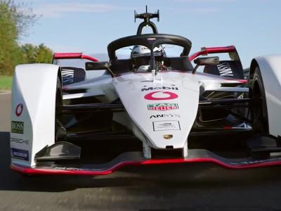 Η Porsche στην Formula E