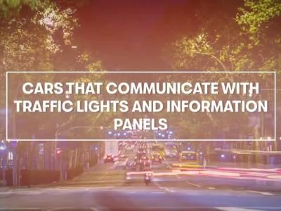 Seat - Επικοινωνία αυτοκινήτων με φανάρια