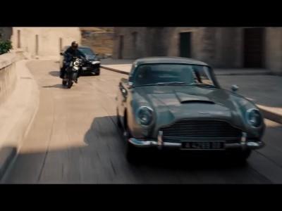No Time to Die - Το πρώτο trailer του νέου James Bond