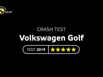 Δοκιμές Euro NCAP για το Volkswagen Golf 2019