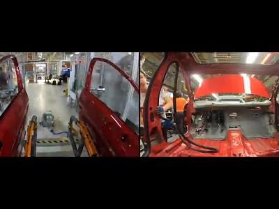Ένα αυτοκίνητο ανά 40 δευτερόλεπτα - εργοστάσιο της Seat