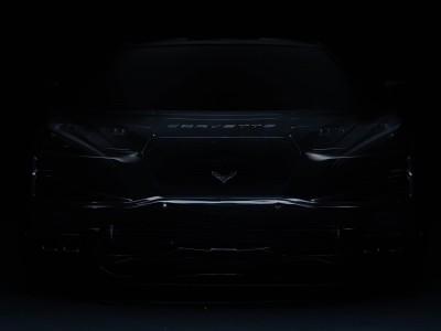 Έναρξη παραγωγής για την πρώτη κεντρομήχανη Corvette Stingray