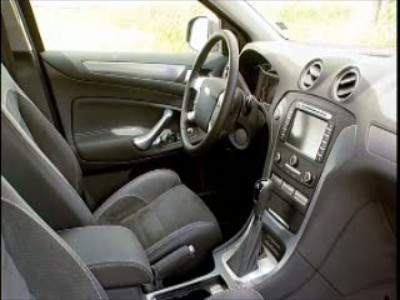Mondeo facelift interior