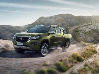 Peugeot LANDTREK pick-up 2020