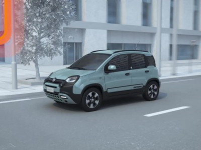 Fiat Panda Hybrid - How the Hybrid Technology works