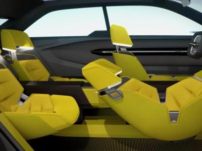 Renault Morphoz - Το κάθισμα του συνοδηγού αλλάζει κατεύθυνση