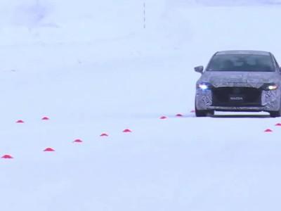 Το σύστημα Mazda G-Vectoring Control Plus
