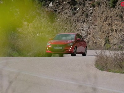 GOCAR TEST - Peugeot 208 1.5 BLUEHDI 100ps