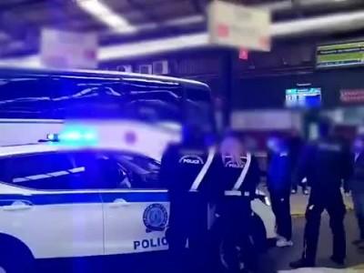 Έλεγχοι της αστυνομίας στους σταθμούς ΚΤΕΛ