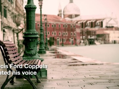Το μήνυμα του Francis Ford Coppola στην Ιταλία