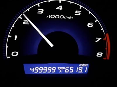 Honda Civic με 800.000 χιλιόμετρα