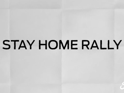 Ford's stay at home Rally