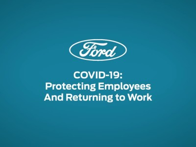 Ford Factory during Covid