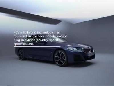 H νέα BMW Σειρά 5 2020