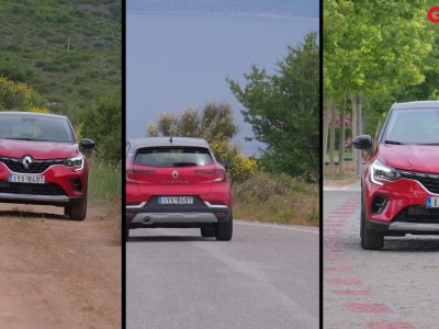 GOCAR TEST -  Renault Captur 1.3 TCe 130PS