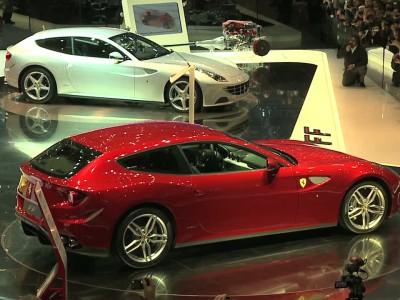 Ferrari FF στη Γενεύη