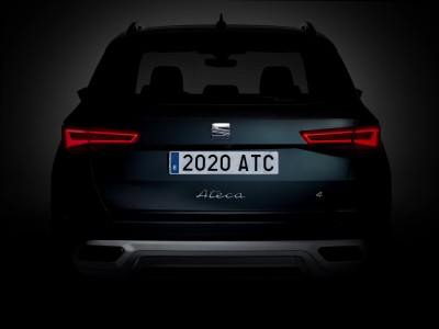 New SEAT Ateca 2020 is coming