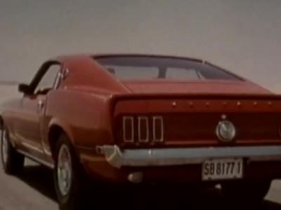 Η νέα Mustang Mach 1 2021