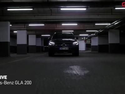GOCAR TEST - Mercedes-Benz GLA 200