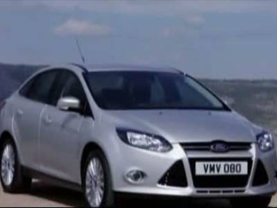 Ford Focus 2011 4d