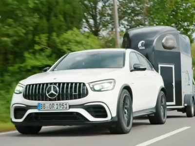 Mercedes Benz - The Trailer Manoeuvring Assist