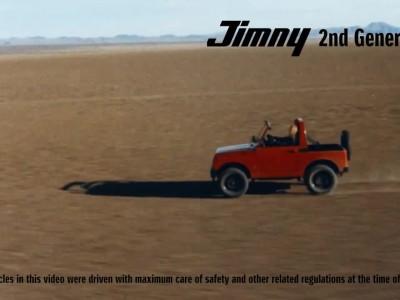Suzuki Jimny 2nd Generation - Samurai