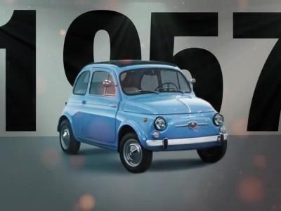 Χρόνια πολλά Fiat 500