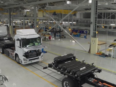 Φορτηγά υδρογόνου από τη Hyundai