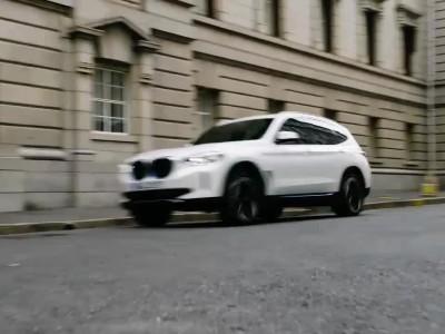 Η νέα ηλεκτρική BMW iX3
