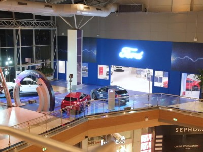 Ford Focus @ The Mall Athens