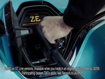 Renault ZOE: Αυτονομία 390 km
