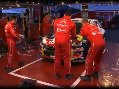 Citroën - Rally d_Italia 2011