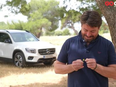 Μercedes-Benz GLB 200 - backstage διαγωνισμός