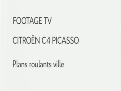 Citroen Picasso 2011