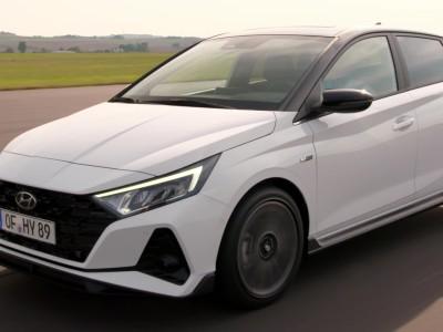 To νέο Hyundai i20 N Line