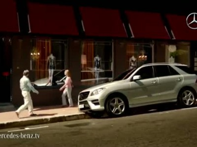 Mercedes-Benz.tv The Switched Gifts