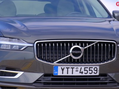 GOCAR TEST - VOLVO XC60 T8 Twin Engine