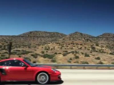 Porsche 911 GT2 RS Pikes Peak record