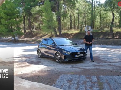 GOCAR TEST - Hyundai i20 1.0 T-GDi 100ps