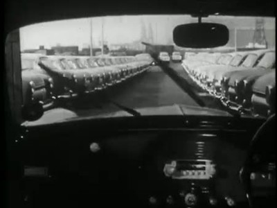 Ford In-Car Entertainment History