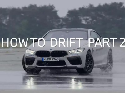 How to drift - BMW M