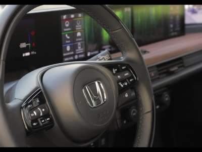 Honda e - Human Machine Interface - Human Personal Assistant